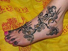 amazing cute tattoos foot henna tattoo ideas tattoos ideas cool tattoo ...