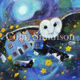 #Colin #Smithson Midnight Owl