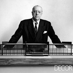 Ludwig Mies van der Rohe comemoraria 130 anos em 2016. Leia mais: http://www.revistadecor.com.br/index.php?ppant=&pp=galeria&cc=5045