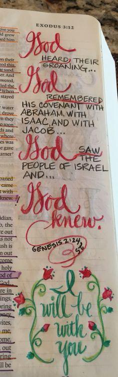 Bible Journaling Genesis 2