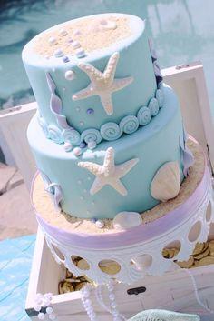 Mermaids Birthday Party Ideas | Photo 7 of 42