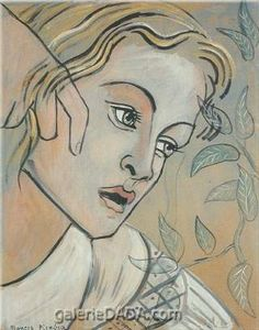 Francis Picabia, Transparence: Womans Face Fine Art Reproduction Oil