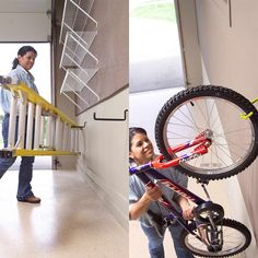 These tips will help you reduce the clutter and get your garage back in order. Find out our best garage organization tips here. Garage Organization Tips, Diy Garage Storage, Garden Tool Storage, Workshop Organization, Organizing Ideas, Garage Ideas, Workshop Storage, Organising, Garden Tools