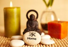 yoga room: feng shui (article written for writers, but would work for designing any calming space)