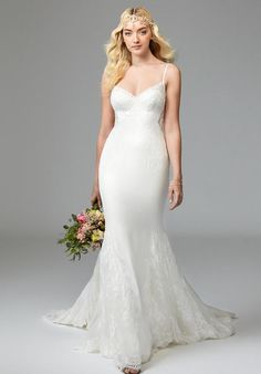 Willowby by Watters Miriam 57401 Wedding Dress photo