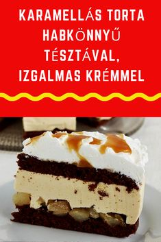 Vanilla Cake, Tiramisu, Tart, Cheesecake, Curry, Ethnic Recipes, Food, Cakes, Caramel