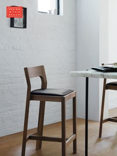 Profile Barstool | Designed by Matthew Hilton for Case | Design Within Reach