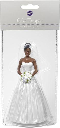 Wilton Bride with Tiara Cake Topper => New offers awaiting you  : Baking desserts tools
