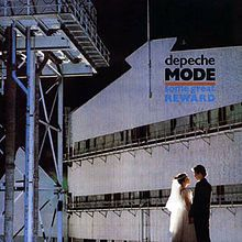 Depeche Mode - Some Great Reward.  This was solidly a grad school album.  Always reminds me of those times.