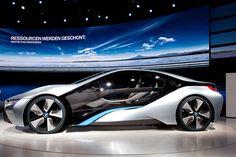 O carro do futuro já roda em Frankfurt   Salão alemão deste ano mostra na prática as tecnologias que vão ditar o futuro do automóvel