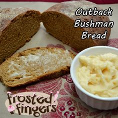 Outback at Home: Bushman Bread Recipe