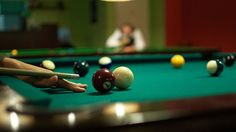 """Joseph Polchinski a physicist, came up with a better way of thinking about the paradox. First, instead of going back in time, find a looped wormhole that goes back in time. Second, shoot billiard balls through that wormhole to see at what angle they come out. Third, calculate a shot that is timed and angled so that, as the new ball goes toward the wormhole, the """"old"""" one that's been sent back in time flies out and knocks the new one off course so that it never enters the wormhole in the…"""