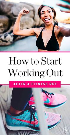 How to Start Working Out if You Haven't Been to the Gym in Forever via @PureWow
