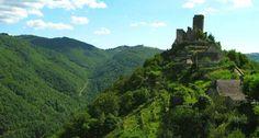 Mur-de-barrez (12), Aveyron, Dans Le Carladez