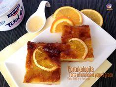 torta all'arancia portokalopita