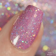 Simply Nailogical: Glam Polish the White Witch Collection - oh so enchanting!