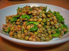 Arabischer Linsensalat, ein leckeres Rezept aus der Kategorie Snacks und kleine Gerichte. Bewertungen: 12. Durchschnitt: Ø 4,2.