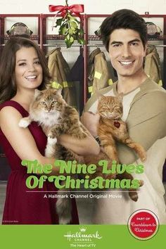 """Its a Wonderful Movie - Your Guide to Family Movies on TV: """"The Nine Lives of Christmas"""", a Hallmark Channel Original Christmas Movie"""