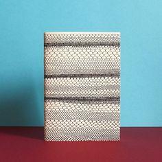 Carnet A6 série #21 ©atelier-mouti #boutiqueparis #papeterie #papierpeint #paris #illustration #madeinfrance