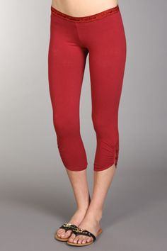 Side button detail legging. $22.80