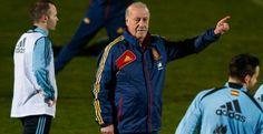 """Del Bosque pasa de polemizar con Mourinho: """"Es una cosa de niños""""  http://www.vozpopuli.com/deportes/23112-del-bosque-pasa-de-polemizar-con-mourinho-es-una-cosa-de-ninos"""