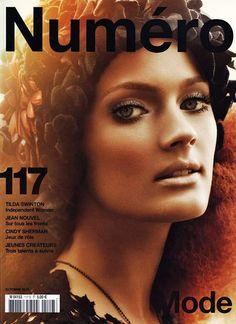 Greg Kadel - Photographer  Patti Wilson - Fashion Editor/Stylist  Diego Da Silva - Hair Stylist  Mariel Barrera - Makeup Artist  Victoria Shubayeva - Casting Director  Constance Jablonski - Model