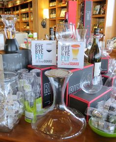 Wine Guards and Drink Guards are the newest wine accessories at the beautiful Quails Gate Estate Winery in the Okanagan Valley, BC Canada. Quails, Wines, Gate, Canada, Drink, Accessories, Beautiful, Beverage, Quail