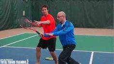 VOLLEY IN #TENNIS | Don't Turn On Your Forehand Volley