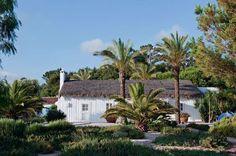 Extérieur typique pour cette cabane portuguaise