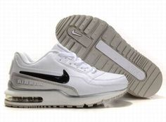 big sale a6dc7 01a3f Cheap Kid s Nike Air Max LTD Shoes White Silver Black For Sale from  official Nike Shop.