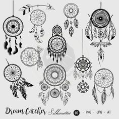 dreamcatcher drawing dreamcatcher by lejla kiss pinterest drawings tattoo and dream. Black Bedroom Furniture Sets. Home Design Ideas