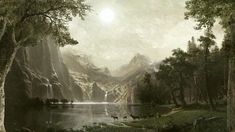 """""""Beauty"""" - Classic paintings brought to life by animation (links to page with full video)"""