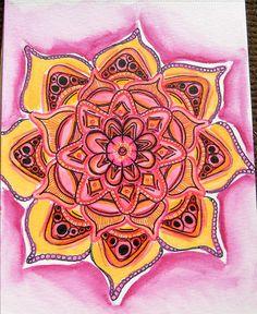 I Like These Colors Mandala TattooMandala ArtMandala Pattern Doodle ColoringColoring BooksMandalsArt Journal InspirationRound