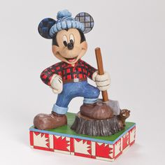 Name: Mickey Mouse Title: Greetings from Canada Introduction: April 2014 Item…