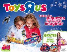 """Todos los juguetes que te puedes imaginar en Toys""""R""""us. Aquí el catálogo http://www.ofertia.com/tiendas/toys-r-us"""