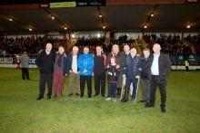 77 team honoured   Sligo Rovers Football Club Passed Away, 40 Years, My Photos, Football, Club, Soccer, Futbol, American Football, Soccer Ball