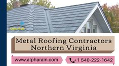 Why To Choose Metal Roofing In Virginia Over Traditional Materials Metal Roof Metal Roofing Contractors Ventilation System