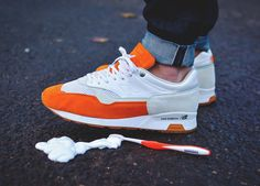 New Balance 1500 BOR 'Toothpaste' - 2007 (by... – Sweetsoles – Sneakers, kicks and trainers. On feet.
