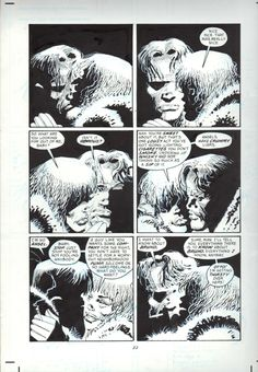 Miller - Sin City - Family Values - Page 22 Comic Art