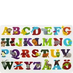 Tablett ABC