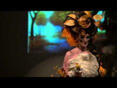 WCFW 2014 Day 5: Spotlight on Kati Metso FresHair Finland - YouTube
