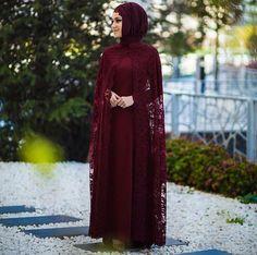 Gönül Kolat - Gown - Spring/Summer 2015 - Turkish Hijab Style