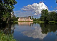 Château de Courson, Essonne, Évry, Île-de-France, France