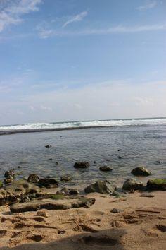Pantai Nguyahan.