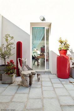 Et vous ? Vous aimez le bois flotté ? #dccv #ducotedechezvous #deco #archi #terrasse #dehors #outside #garden #outdoor