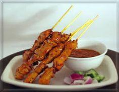 PF Changs Copycat Recipes: Thai Chicken Satays