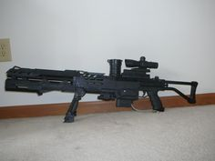 Tippmann A5 (Custom Sniper Rifle)