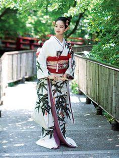 PANSY STORE: Kimono Hikifurisode o Hanayome