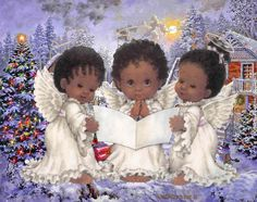 Ruth Moorehead Christmas Angels