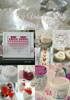 I Heart Valentine's Day!  I have some { early } Valentine's Day ideas for you! xx
